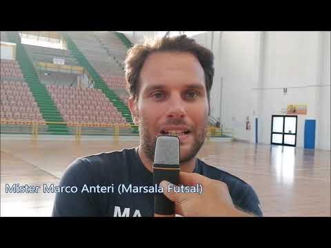 immagine di anteprima del video: Mister Anteri prova a aspiegare la sconfita contro il Real Termini