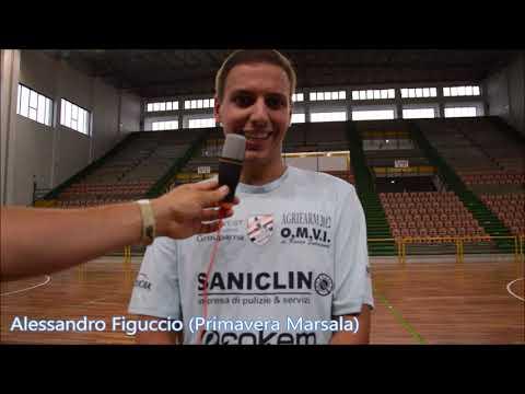 immagine di anteprima del video: Le interviste ai due tecnici al termine di Marsala F. -...