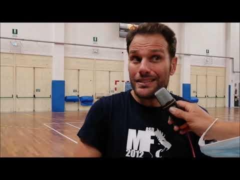 immagine di anteprima del video: Il commento di Mister Anteri al termine di Marsala F. - CUS Palermo