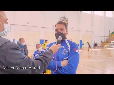 immagine di anteprima del video: Intervista a Mister Anteri alla ripresa degli allenamenti
