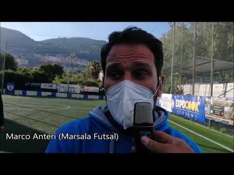 immagine di anteprima del video: Il commento a caldo di Mister Anteri dopo Monreale - Marsala 4 - 4