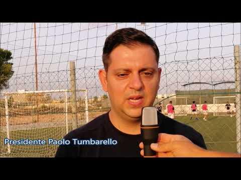 immagine di anteprima del video: Il presidente Tumbarello presenta Riccardo Patti  e  spiega gli...